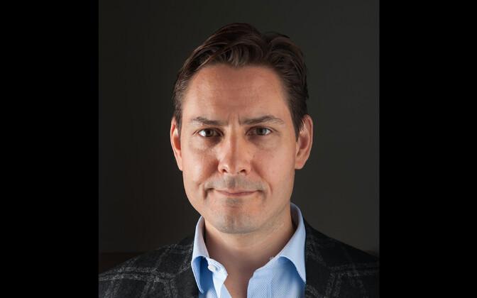 Kanada endine diplomaat Michael Kovrig.