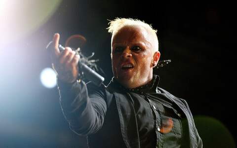 Keith Flint ansamblist The Prodigy