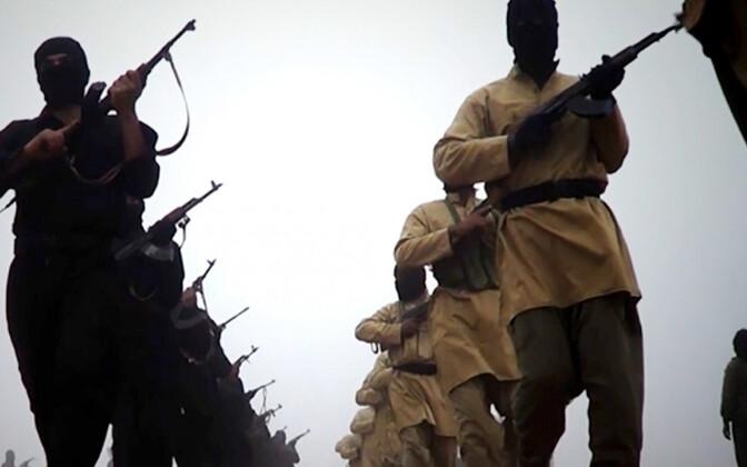 ISIS-e propagandavideo 2014. aastast.