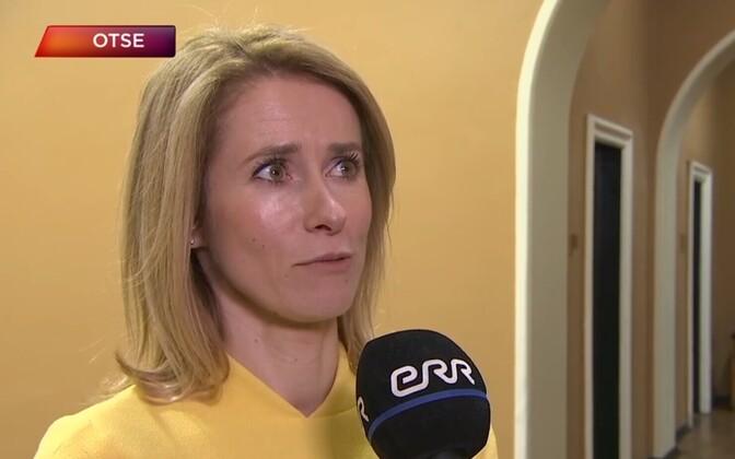 Kaja Kallas (Reform).