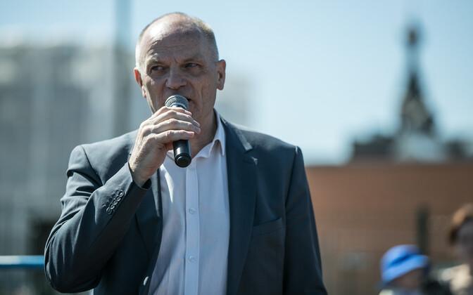 Владимир Архипов продолжит руководить исполнительной властью в Маарду.