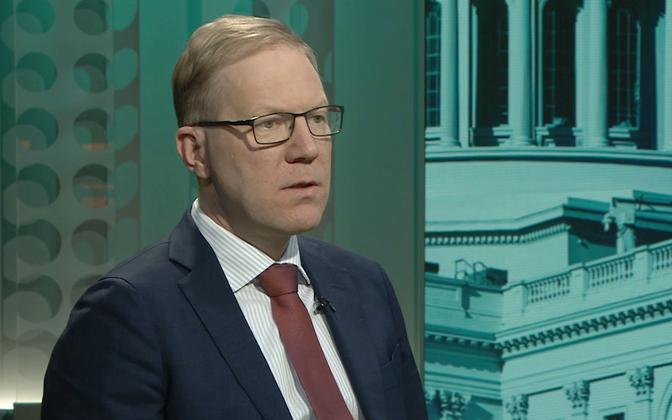 Марко Михкельсон считает, что эстонским дипломатам стоит быть более активными по отношению к США.
