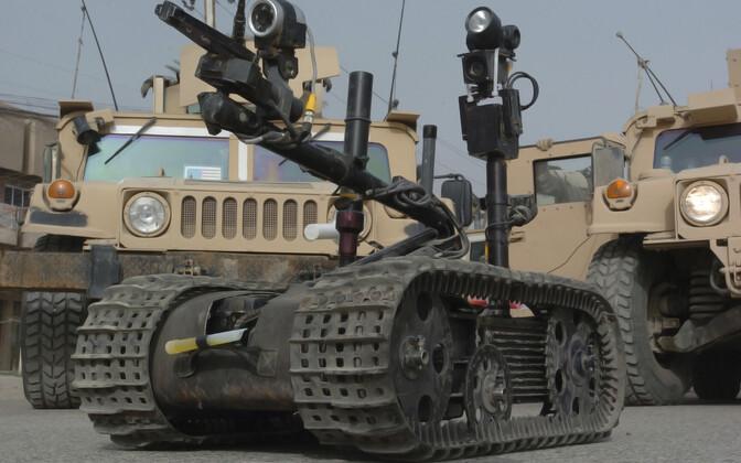 USA militaarrobot