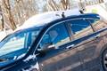 Lumemüts oli peale jäänud ka Mart Helme autole.