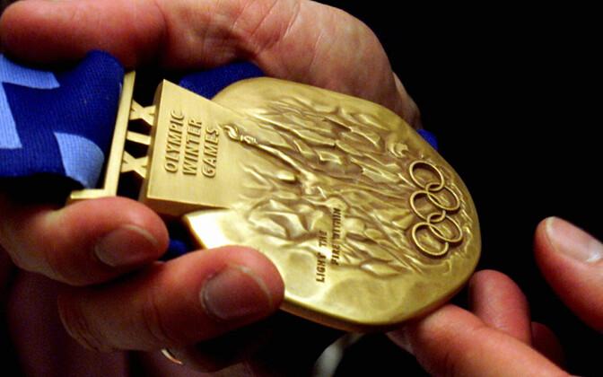 Suusatamise olümpiakuld
