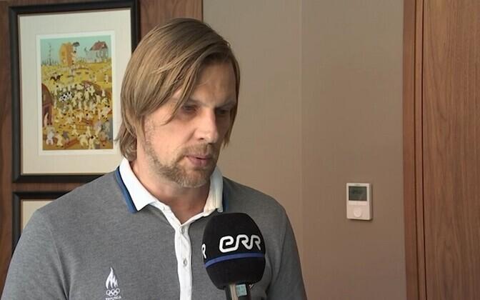 Alexela Grupp CEO Andreas Laane.