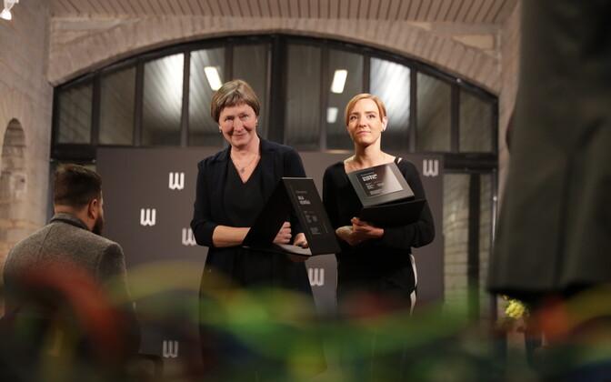 Лауреатами премии Вийральта 2019 года стали Гудрун Коппель и Инга Хеамяги.