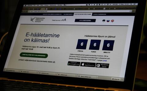 Электронное голосование.