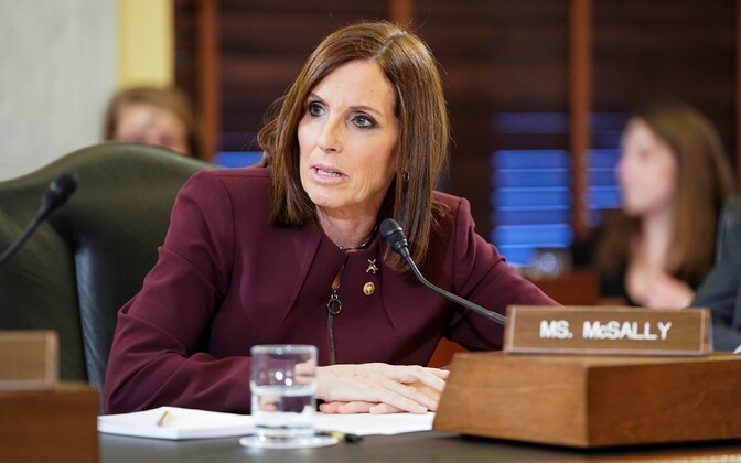 USA senaator Martha McSally.