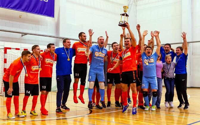 Ранее в этом сезоне виймсисцы выиграли Кубок Эстонии.