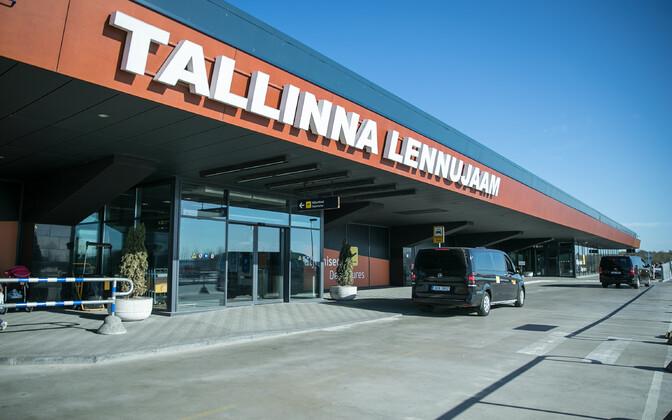 Пассажиры ценят Таллиннский аэропорт за чистоту и уют.