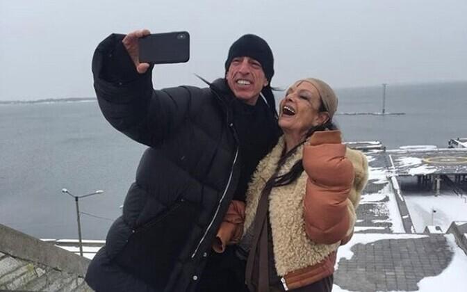 Rick Owens ja Michèle Lamy