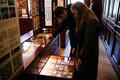 Редкие образцы бумажных денег в музее Банка Эстонии.