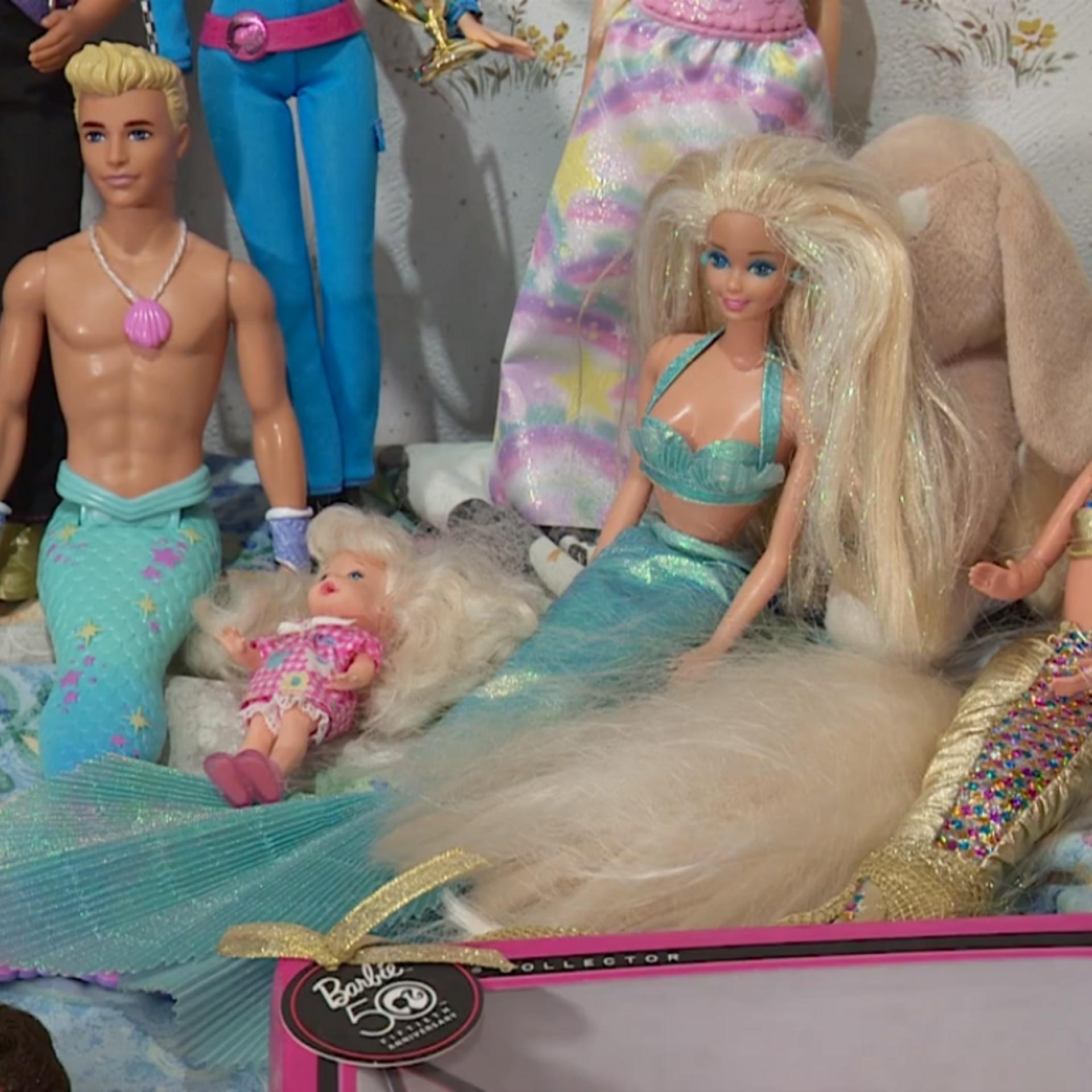 8c122ecaf6d 60 aastat ja üle 200 ameti: Barbie on ka kuus korda presidendiks  kandideerinud   Uudised   ERR