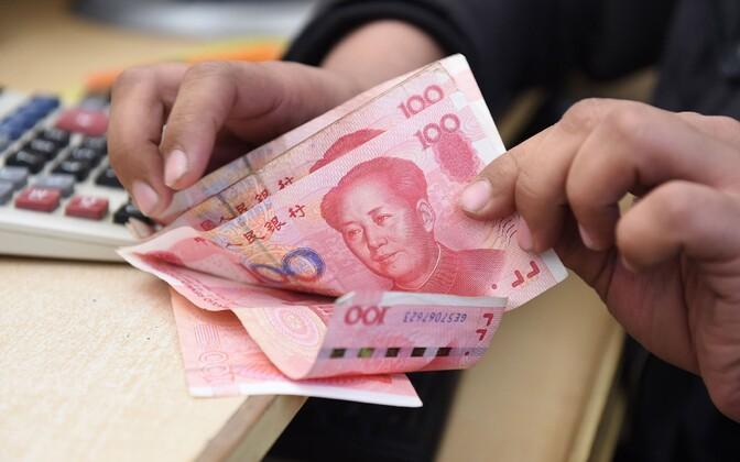 Hiina jüaanid.