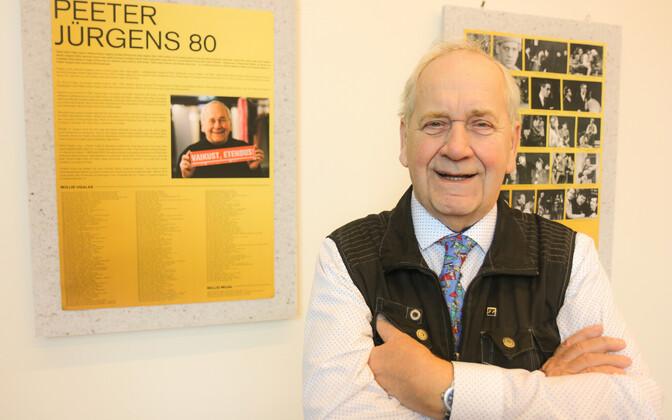 Peeter Jürgens 80.