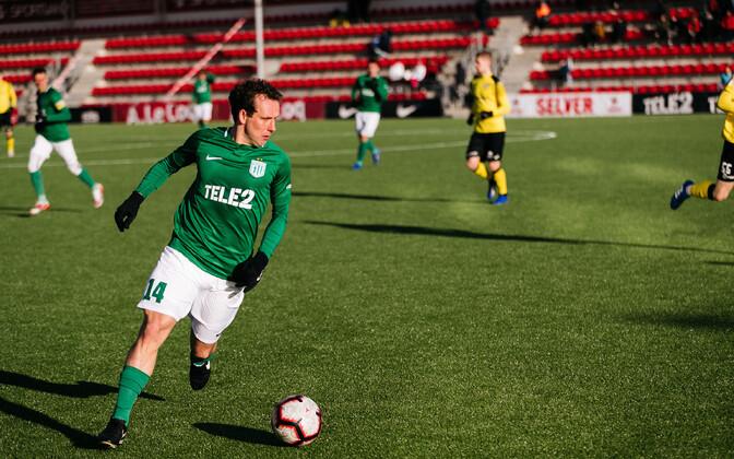 56d7501c508 Flora alustas hooaega võiduga, Vassiljev ei realiseerinud penaltit ...