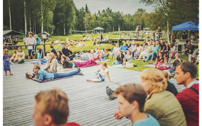 Rändfestival Võnge.