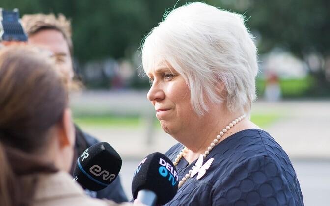Marina Kaljurand (SDE).