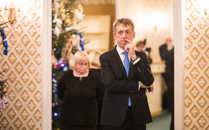 Маргус Алликмаа с 7 марта стал единственным членом правления Русского театра.