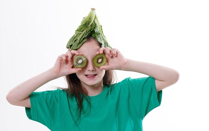 Эстонские специалисты по вопросам питания запустили проект, который поможет привить детям любовь к овощам. Иллюстративная фотография.