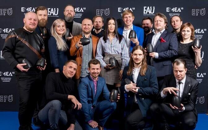 EMEA võitjad 2018.