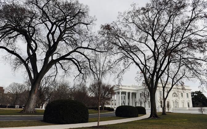 Valge Maja Washingtonis.