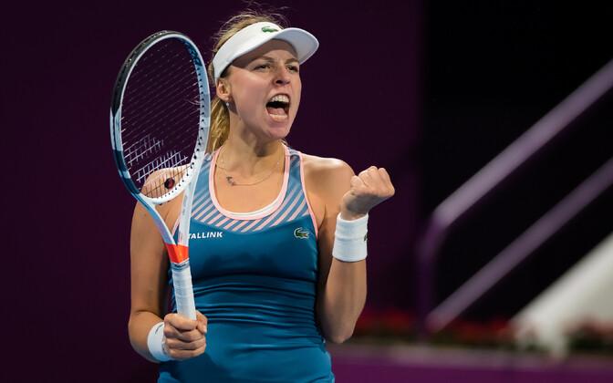 Anett Kontaveit (WTA 14).