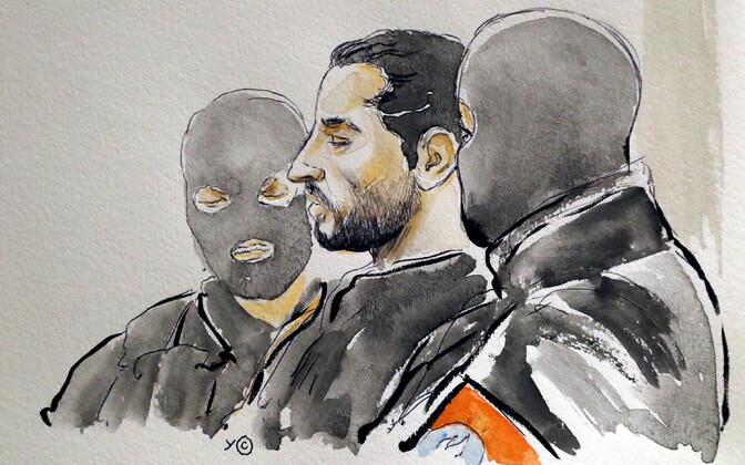 Суд на Мехди Неммушем, убившем четырех человек.