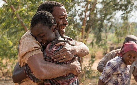 """The Boy Who Harnessed The Wind"""