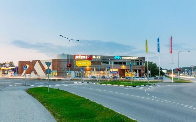 Viimsi raamatukogu ja noortekeskus kolivad sügiseks Viimsi Marketi ruumidesse.