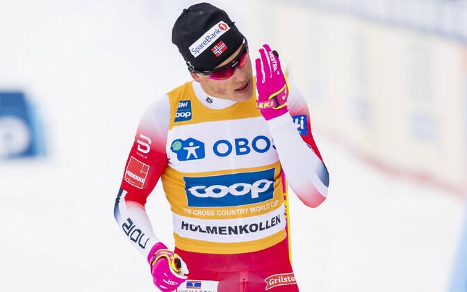 Johannes Hösflot Kläbo