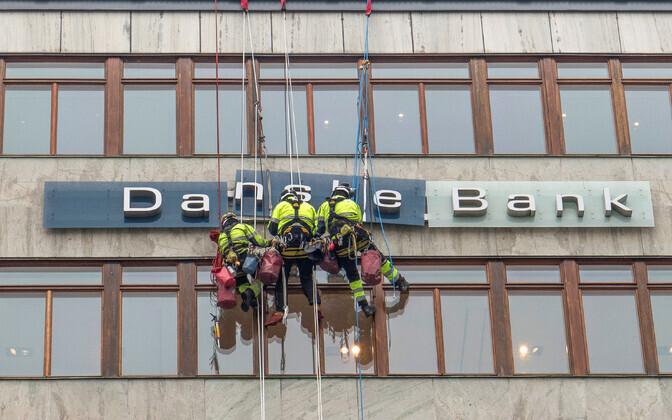 Danske kontor Stockholmis.