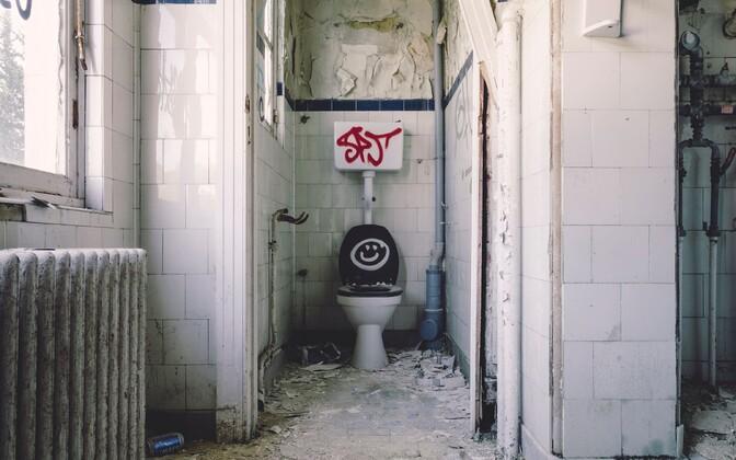 Täpne bakerite hulk võib sõltuvalt telefonist ja tualetist erineda.