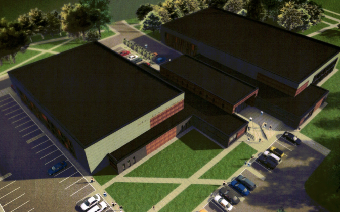 Kohtla-Järvele rajatav spordi- ja tervisekeskus
