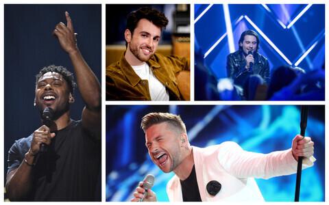 Esikolmikusse ennustatakse kolme meesartisti, Eesti esindajat nähakse 24. positsioonil