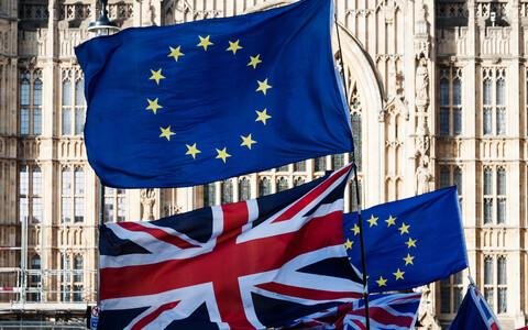 Брексит отложен.