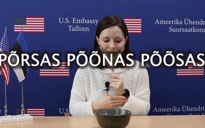 USA saatkond