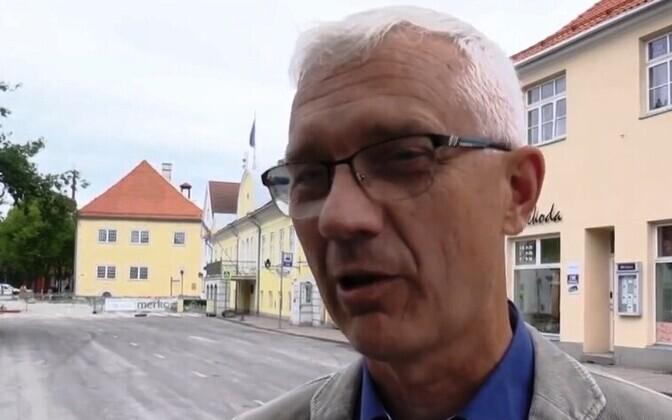 Mart Mäeker.