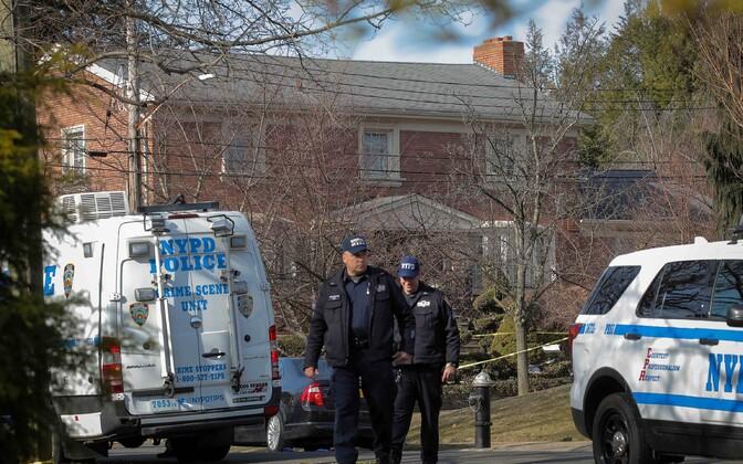 New Yorgi politseinikud tapetud Gambino maffiaperekonna juhi Francesco