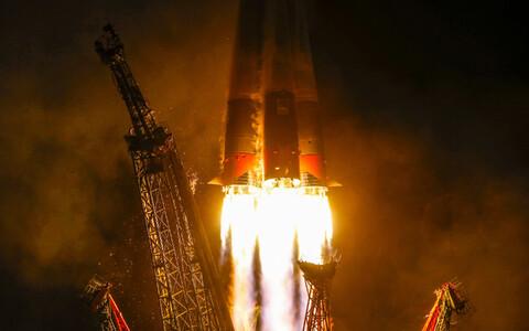 Sojuz MS-12 startimas reedel Bajkongõri kosmodroomilt.