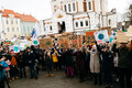 #Fridays4Future climate change student protests in Tallinn and Tartu. 15 March 2019.