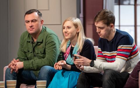 Nikolai Bentsler, Irina Sekundo, Antti Häkli