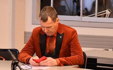 Тармо Таммисте обещает сотрудничать с нарвской оппозицией.