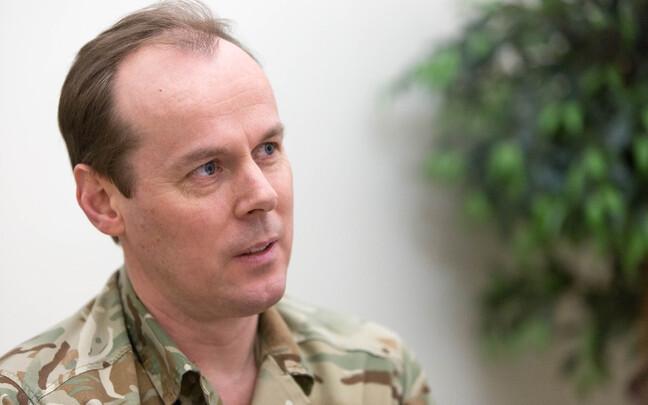 Col Giles Harris.