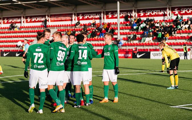FC Flora mängijad