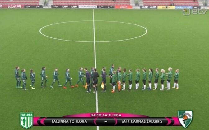 FC Flora - Kaunase Žalgiris