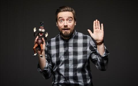 """""""Kapten Morten lollide laeval"""" nukud ja näitlejad"""