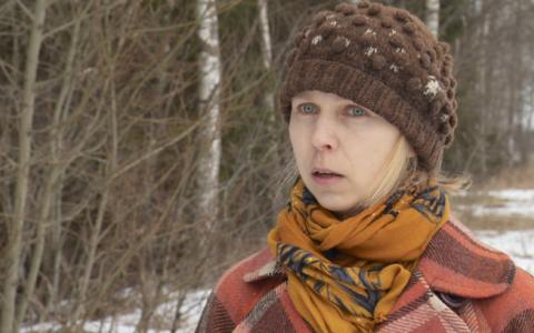 Tartu Ülikooli looduskaitsebioloogia teadur Liina Remm.