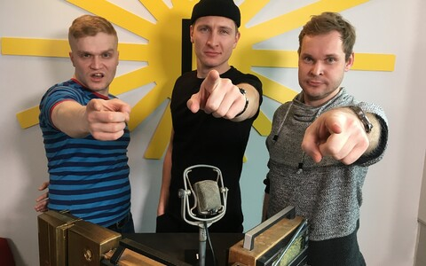 Bert Järvet, Karl-Erik Taukar ja Margus Kamlat